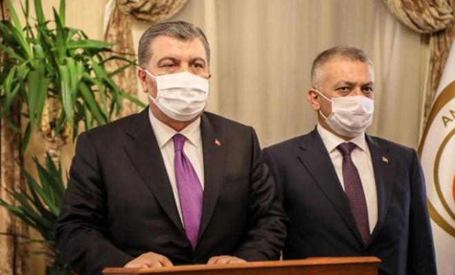 Sağlık Bakanı Koca: Tam kapanmak zorunlu oldu