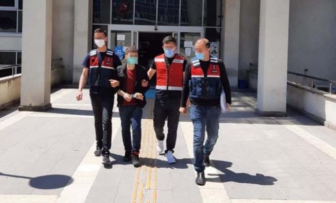 20 yıl 8 ay cezası bulunan cezaevi firarisi yakalandı