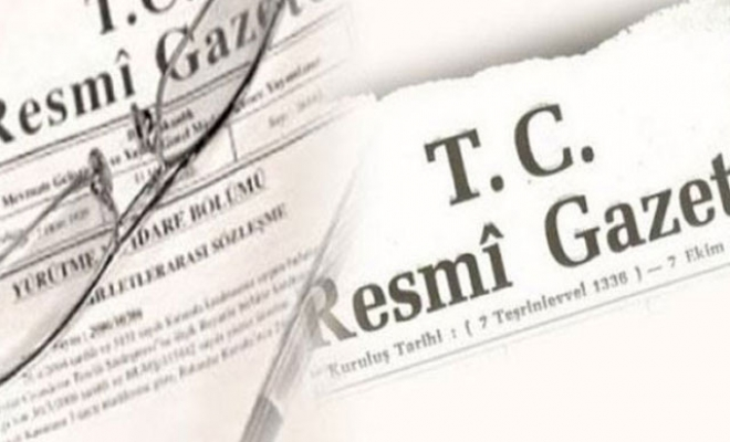 9 üniversiteye yeni fakülte ve enstitü kurulmasına ilişkin karar Resmi Gazete'de