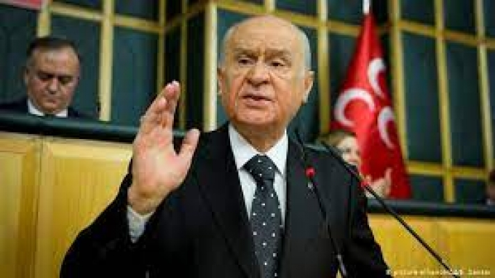 Bahçeli'den 'yeni anayasa' açıklaması