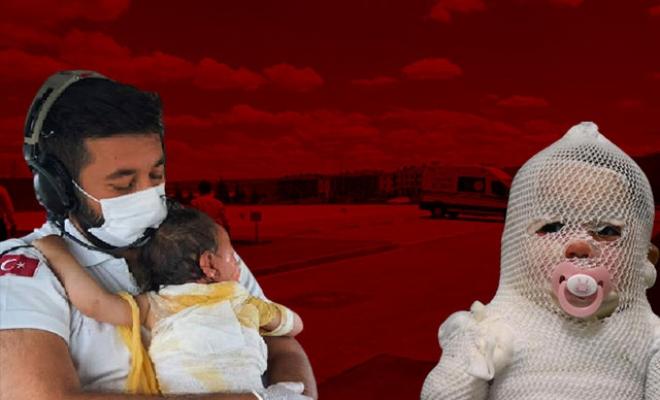 Beril bebekten iyi haber; hayati tehlikesi yok