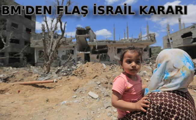 BM'den İsrail'in Filistin'e yönelik insan hakları ihlallerini soruşturma kararı