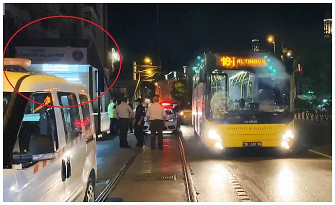 Bursa'da alt geçidi kullanmadı, otobüsün çarpmasıyla ağır yaralandı