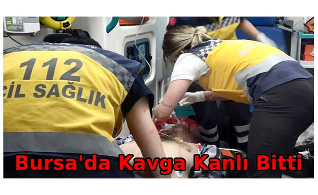 Bursa'da komşuların güvercin pazarlığı kanlı bitti: 1 ağır yaralı