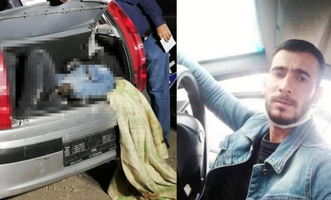 Bursa'da arabasının bagajında cesedi bulundu, kız tartışmasında öldürülmüş