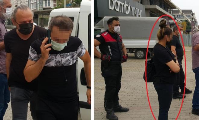 Bursa'da KADES butonuna basan kadını; 5 dakikada gelen polisler kurtardı