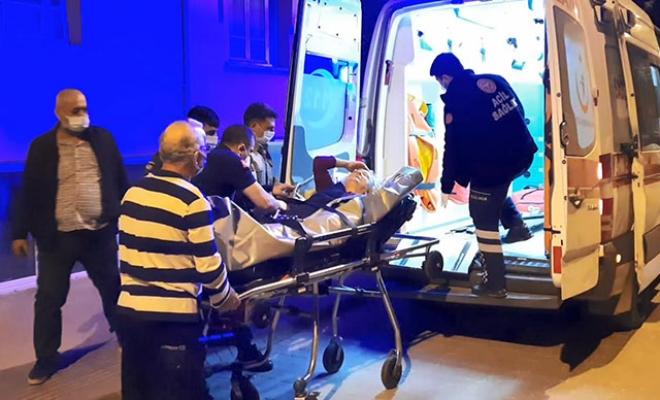 Bursa İznik'te evinde baygın halde bulunan şeker hastası kadını polis kurtardı