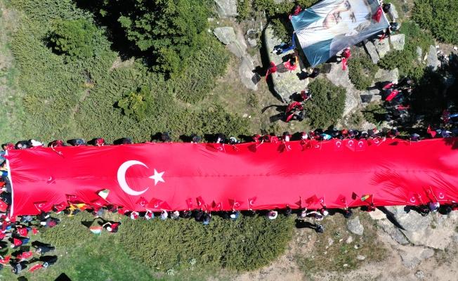 Bursa Osmangazi Belediyesi 19 Mayıs'ı Zirvede Kutladı