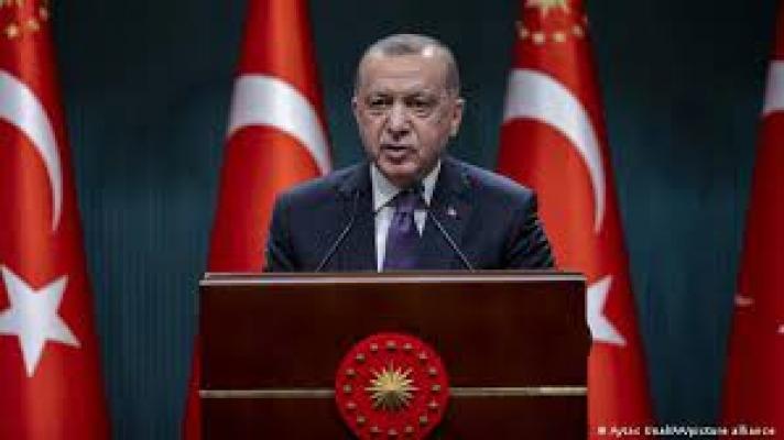 Cumhurbaşkanı Erdoğan, Medya ve İslamafobi Sempozyumunun açılışında konuşuyor