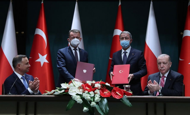 Cumhurbaşkanı Erdoğan: Türkiye, ilk kez NATO ve AB üyesi bir ülkeye İHA ihraç edecek