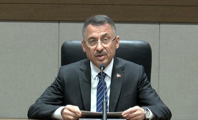 Cumhurbaşkanı Yardımcısı Oktay: Özlediğiniz o günler geride kaldı