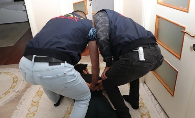 Erguvanlar Suç Örgütü'ne operasyon: 11 gözaltı