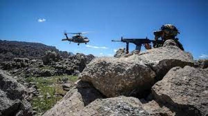 İçişleri Bakanlığı: 2 terörist etkisiz hale getirildi
