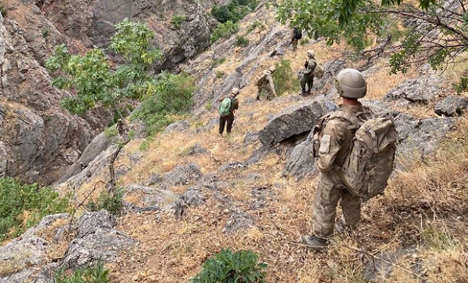 İçişleri: Terör örgütünden kaçan 3 PKK'lı teslim oldu
