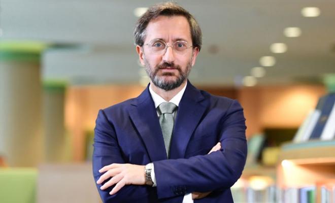 İletişim Başkanı Altun: Türkiye, o eski Türkiye değil artık