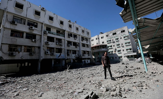 İsrail Güvenlik Kabinesi Gazze'de ateşkesi onayladı
