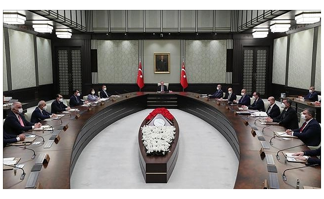 Kabine toplandı: Normalleşmenin yol haritası belirlenecek
