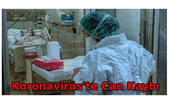 Koronavirüs salgınında can kaybı 47 bin 134'e yükseldi
