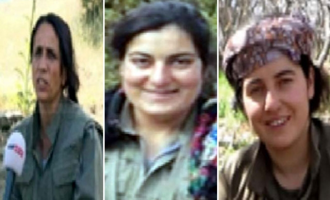 Lice'de etkisiz hale getirilen 6 teröristten 3'ü ödülle arananlar listesinden çıktı