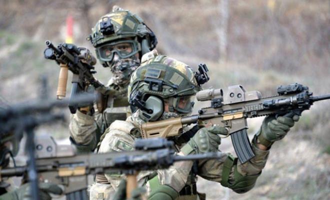 MSB: 'Pençe-Yıldırım' operasyonunda 3 PKK'lı etkisiz hale getirildi