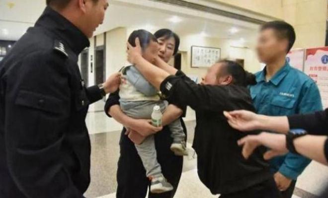 'Pes' dedirten olay. 2 yaşındaki oğlunu 202 bin TL'ye sattı