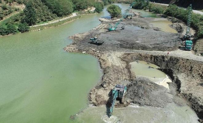 Sera Gölü'ndeki kirliliğe 'çökeltim havuzu' çözümü