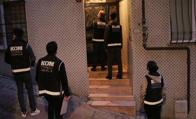 Suç örgütüne operasyon: Çok sayıda gözaltı!