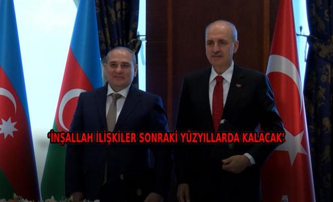 AK Parti ile Yeni Azerbaycan Partisi arasında iş birliği protokolü