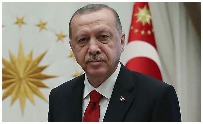 Erdoğan, Türkmenistan Cumhurbaşkanı ile görüştü