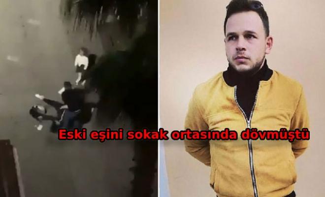 Eski eşini sokak ortasında döven Zarap'a 10 yıl 4 ay hapis