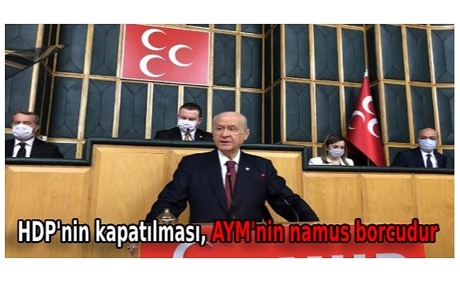 HDP'nin kapatılması, AYM'nin namus borcudur
