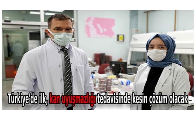 Türkiye'de ilk, kan uyuşmazlığı tedavisinde kesin çözüm olacak
