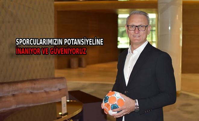 Uğur Kılıç, Türkiye Hentbol Federasyonu Başkanlığı'na adaylığını açıkladı