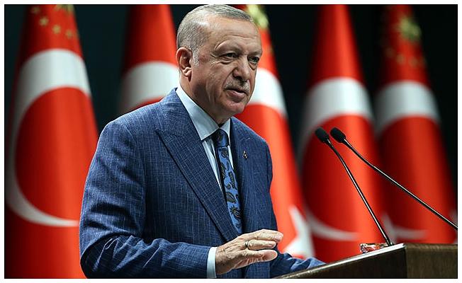 Cumhurbaşkanı Erdoğan'dan Kırkpınar mesajı