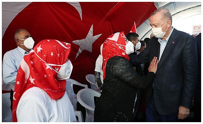 Cumhurbaşkanı Erdoğan: Diyarbakır annelerinin bedduası bunları vuracak