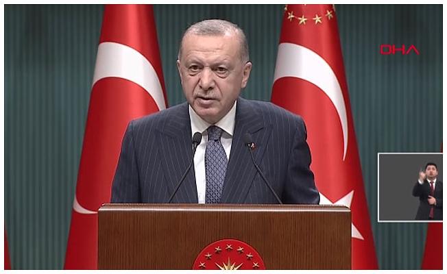 Erdoğan'dan emeklilere bayram öncesi maaş ve ikramiye müjdesi