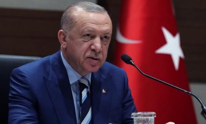 Erdoğan: Müzakere olacaksa ancak iki eşit ve egemen devlet arasında yapılabilir