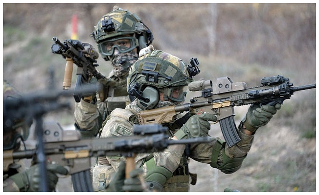MSB: 2 PKK'lı terörist etkisiz hale getirildi