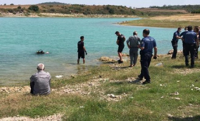 Piknikte göle giren Fırat boğuldu