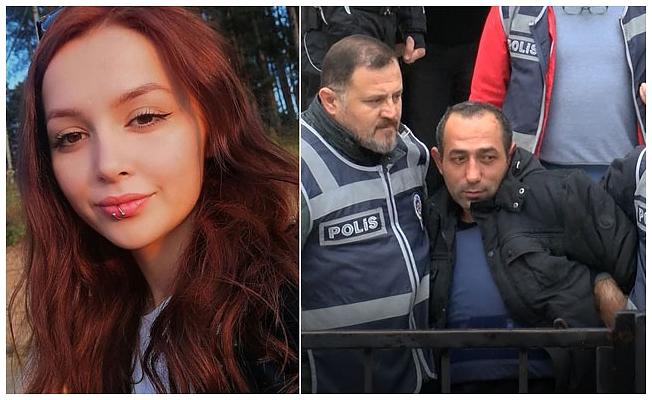 Polislere saldırıdan yargılanan Ceren'in katilinden karar talebi