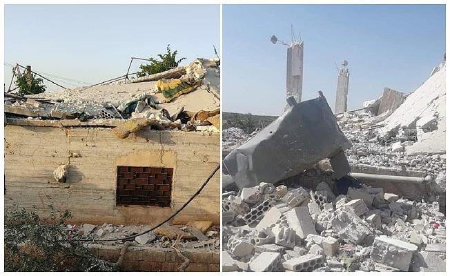 Suriye'de sivillere yönelik saldırıda 8 kişi öldü