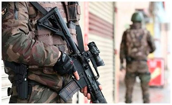 Terör örgütü DEAŞ'a operasyon: 10 gözaltı