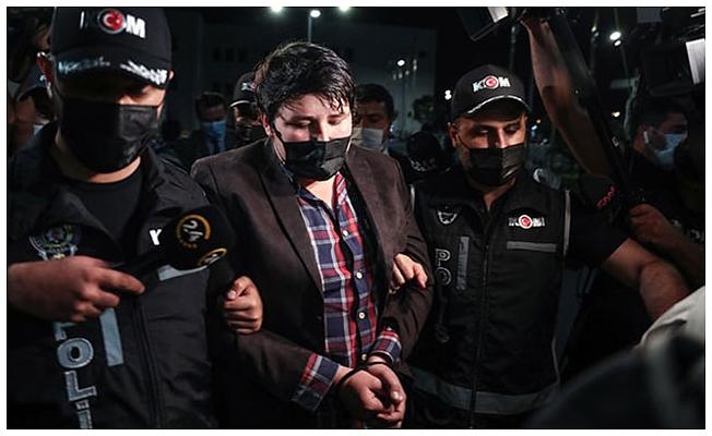 'Tosuncuk' Edirne F Tipi Cezaevi'ne sevk edildi