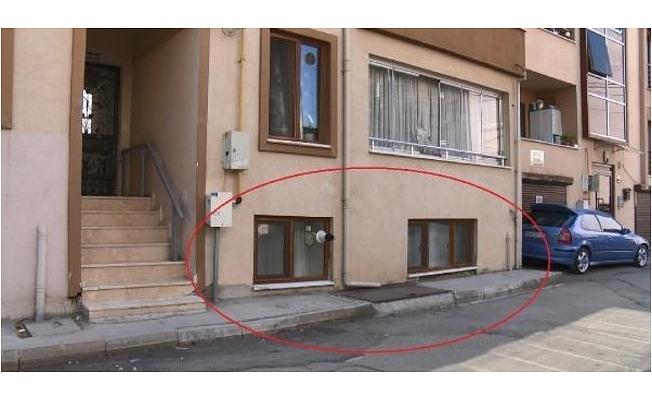 'Tosuncuk' lakaplı Mehmet Aydın'ın Bursa'daki evi görüntülendi
