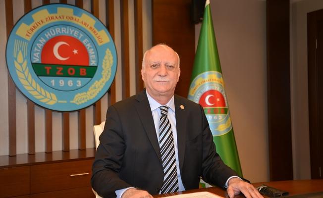 TZOB Başkanı Bayraktar, kurbanlık fiyatlarını açıkladı