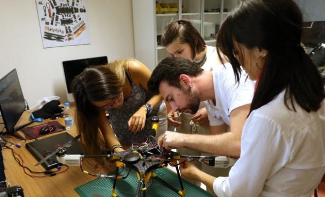 Üniversite öğrencileri, 6 yılda 11 İHA ve 3 dron tasarladı
