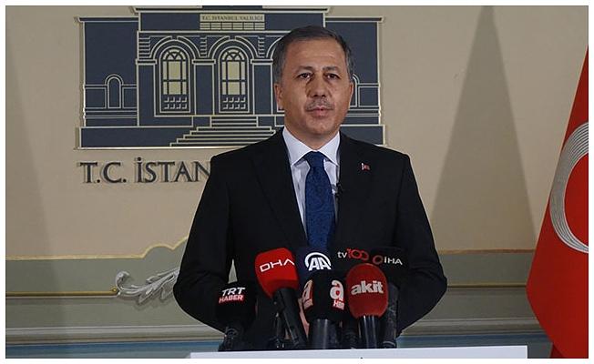 Vali Yerlikaya: İstanbul'da toplamda 10 milyon 309 bin 961 doz aşı yapıldı