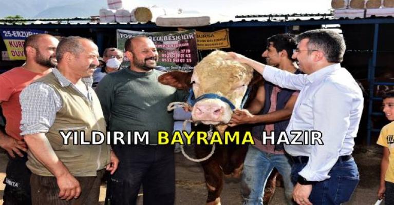 YILDIRIM BAYRAMA HAZIR
