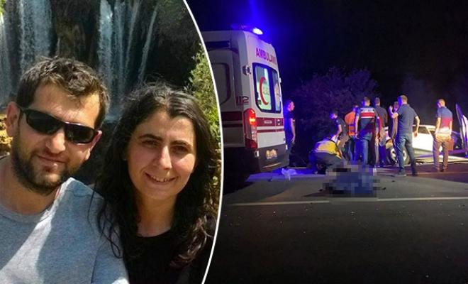 Zincirleme kazada ölenler, öğretmen çift ve 2 çocuğu çıktı
