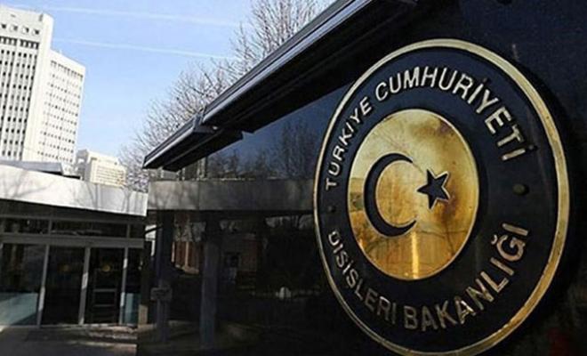 Dışişleri: Yunanistan'ın Türk azınlığına ait 12 ilkokulu daha kapatma kararını kınıyoruz